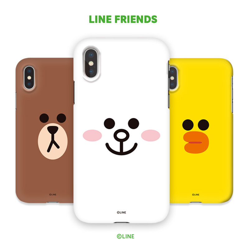 iphone xs case cartoon