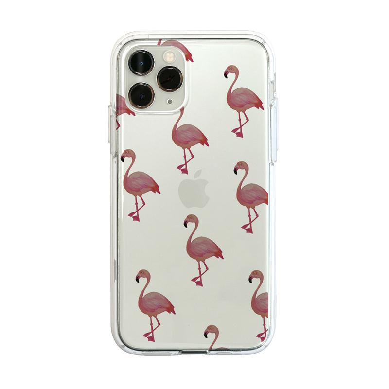Flamingo iPhone 11 case