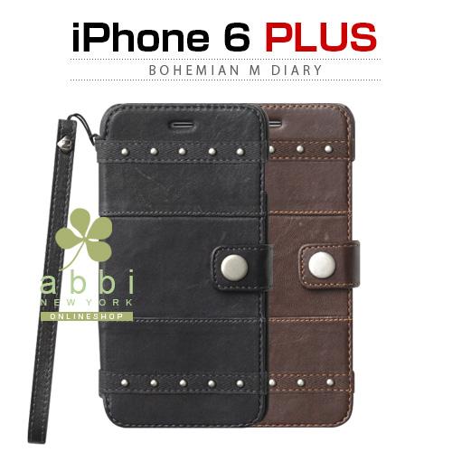 iPhone6s Plus/6 Plus ケース  ZENUS Bohemian M Diary(ボヘミアンMダイアリー)
