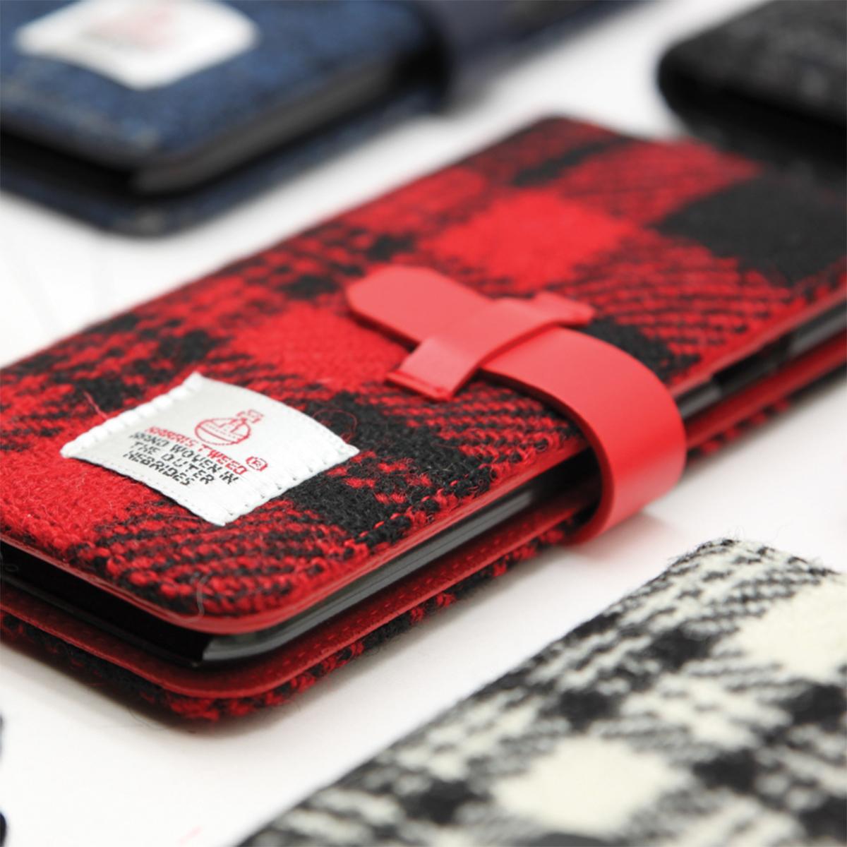 iPhone6s Plus/6 Plus 本革 ホワイト ケース 手帳型 レザー SLG Desig Harris Tweed Diary(エスエルジーデザイン ハリスツイードダイアリー)アイフォン スマホケース 本革 レザー ツイード 高品質 ブラック レッド グレー ホワイト 黒 赤 白, 爽快ドラッグ:01fb0e3f --- finfoundation.org