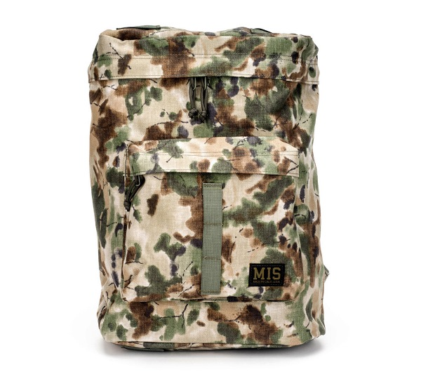 ■MIS(エムアイエス)■BACKPACK1005-Covert Woodland■MADE IN CALIFORNIA■送料無料