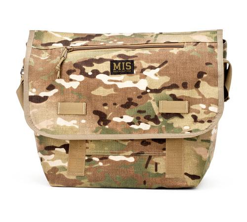■MIS(エムアイエス)■Messenger Bag - Multi Cam■MADE IN CALIFORNIA■送料無料