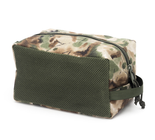 ac4d293228 ■MIS (M eye S) ■ MESH TOILETRY BAG - Covert Woodland ■ MADE IN CALIFORNIA