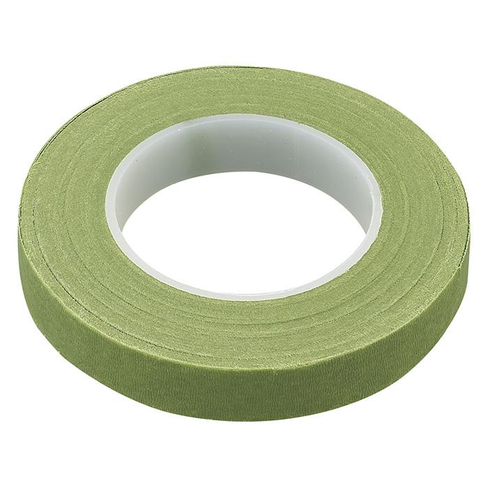 花資材 道具 テープ 即出荷 フローラテープ 手作り 材料 フローラ 在庫一掃 宅配便可 ライトグリーン 幅12.5mm フラワーテープ メール便 ftape-lg