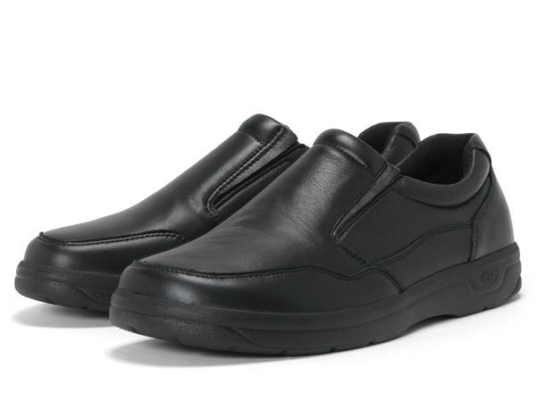 霍金斯市镇鞋旅行者CALGARY3 4E HL10033 SL/BLACK