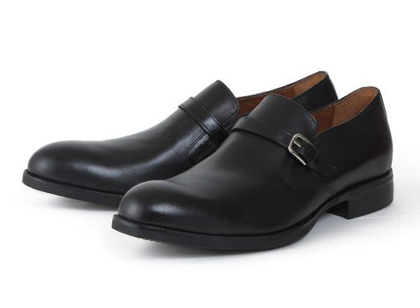 Hawkins business shoes premium cool one strap HB72427 NERO (black)