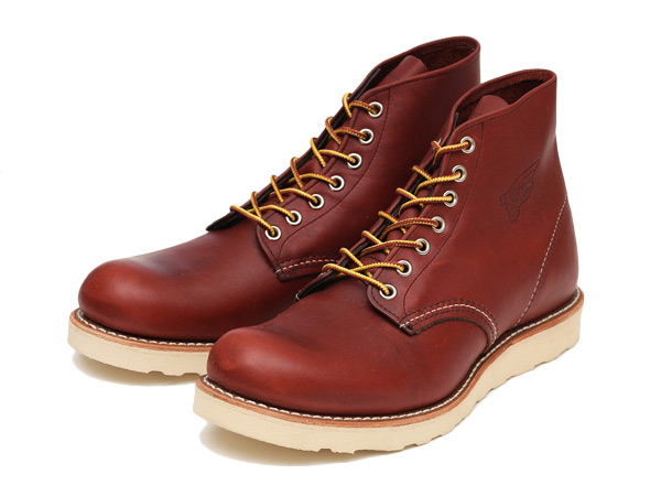 最新作の 【RED WING】 レッドウィング 9105 PLAIN TOE プレーントゥ プレーントゥ 9105 RED PLAIN BROWN, 菊鹿町:1fff8054 --- business.personalco5.dominiotemporario.com