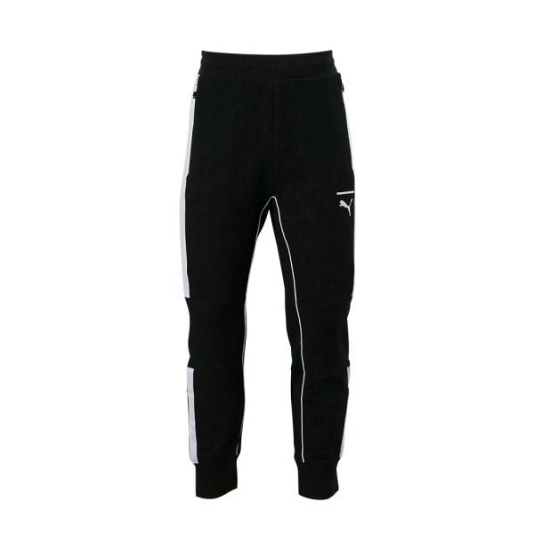 【PUMA ウェア】 プーマ カジュアルファッション ロングパンツ スウェット M EVO T7 パンツ 574682 01PUMA BLACK
