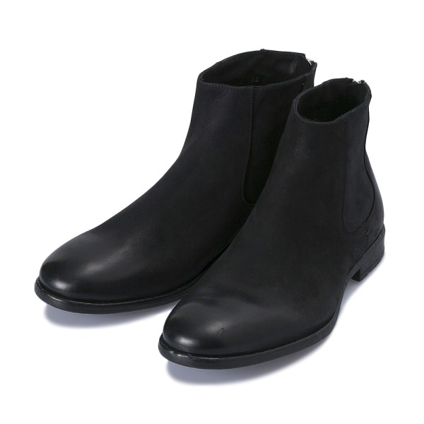 【POLSA】 ポルサ ブーツ HEEL ZIP ヒールジップ 983560 NERO