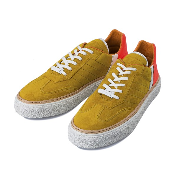 【AMBITIOUS】 アンビシャス LACE UP WELT レースアップ ウェルト AM00046 MUSTARD