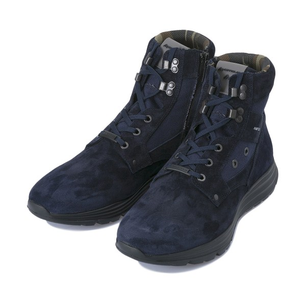 【AMBITIOUS】 アンビシャス MILITARY LACE UP ミリタリーレースアップ AM00044 NAVY