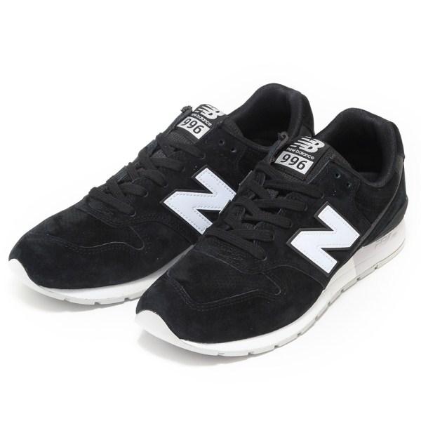 【NEW BALANCE】 ニューバランス MRL996MU(D) 17FW BLACK(MU)