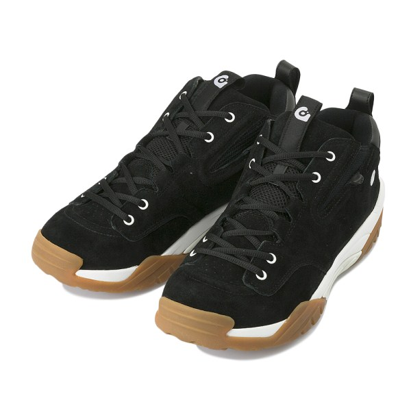 【gravis】 グラビス RIVAL SUEDE ライバル スエード 11021 BLACK/WHITE