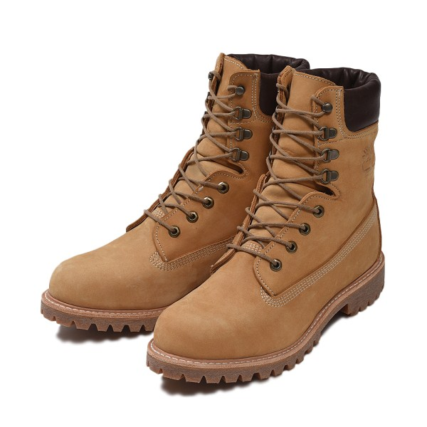 7ffd8651532 Timberland USA MADE 8 INCH BOOT USA maid 8 inches boots A164W WHEAT