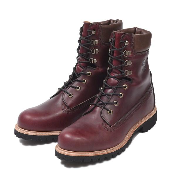 【Timberland】 ティンバーランド USA MADE 8 INCH BOOT ユーエスエー メイド 8インチ ブーツ A1JXM BURGUNDY 17FA