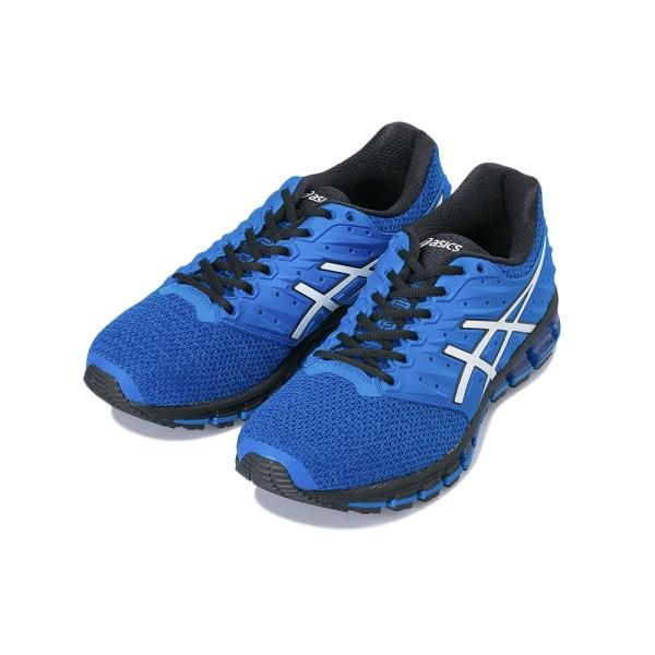 【ASICS】 アシックス GEL-QUANTUM 180 2 MX ゲル クウォンタム T837N 4301 *BLUE/WHT