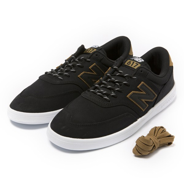 【NEW BALANCE】 ニューバランス AM617BRU(D) 18SS BLACK(BRU)