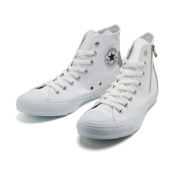 【CONVERSE】 コンバース ALL STAR BS Z HI オールスター BS Z ハイ 32961770 ABC-MART限定 *WHITE/SILVER