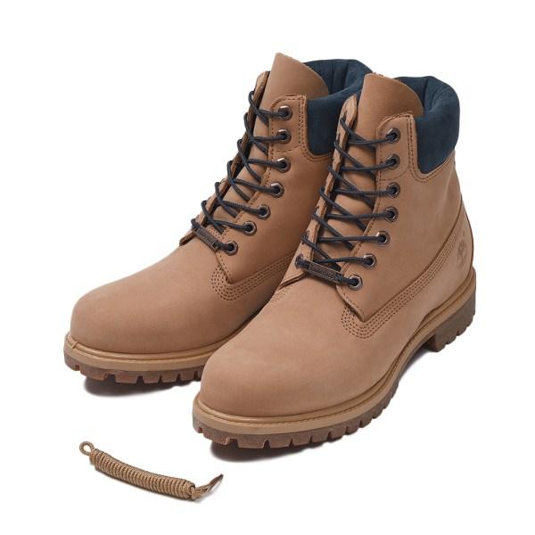 【Timberland】 ティンバーランド 6 IN PREMIUM BOOT 6インチ プレミアム ブーツ A1LTS ICED COFFEE