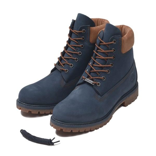 【Timberland】 ティンバーランド 6 IN PREMIUM BOOT 6インチ プレミアム ブーツ A1LU4 MIDNIGHT NAVY
