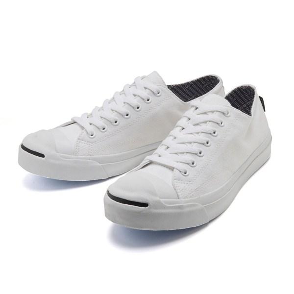 【CONVERSE】 コンバース JACK PURCELL GORE-TEX R ジャックパーセル ゴアテックス R 32265890 WHITE