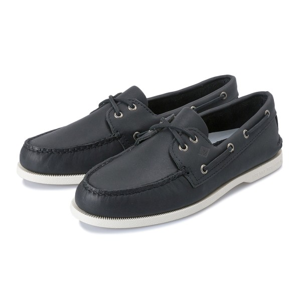 【SPERRY TOPSIDER】 スペリー トップサイダー A/O 2-EYE (W) STS15213 BLACK/WHITE
