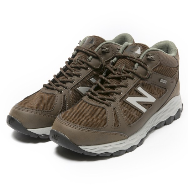 【NEW BALANCE】 ニューバランス MW1450WN(4E) 18FW BROWN(N)