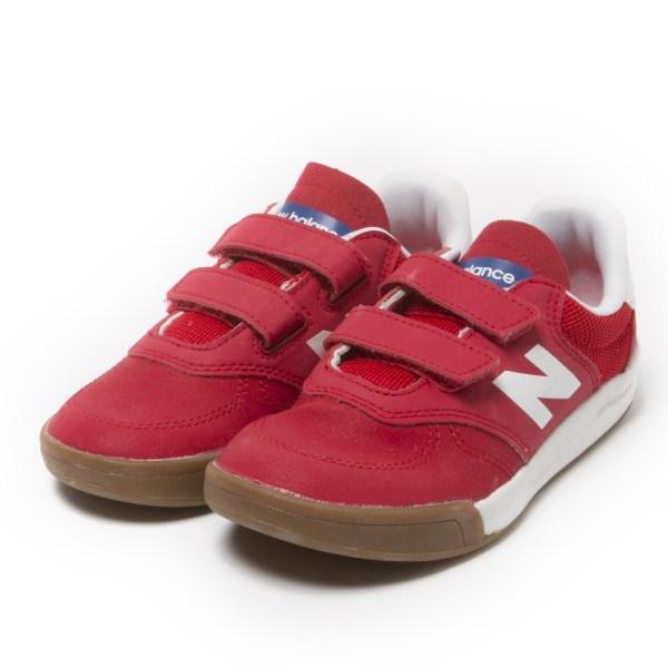 キッズ 【NEW BALANCE】 ニューバランス KVT300 ALPHA RED(RP)