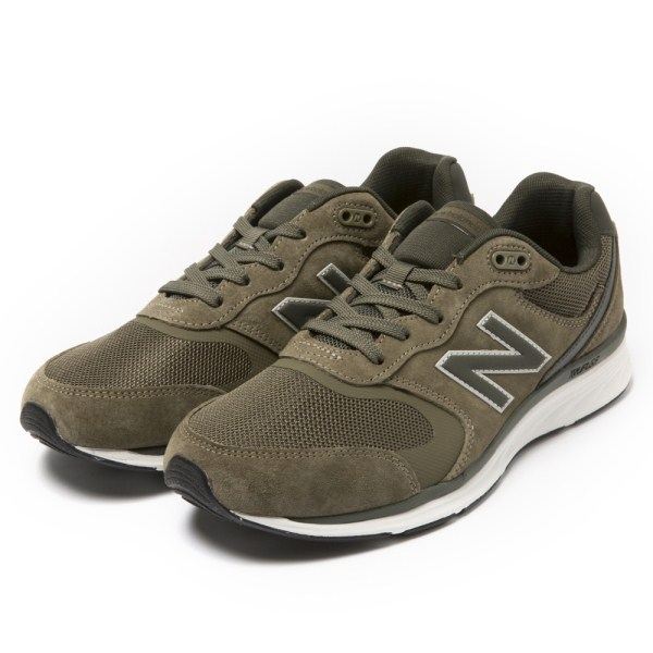【NEW BALANCE】 ニューバランス MW880AM4(2E) 18FW MATCHA(AM4)