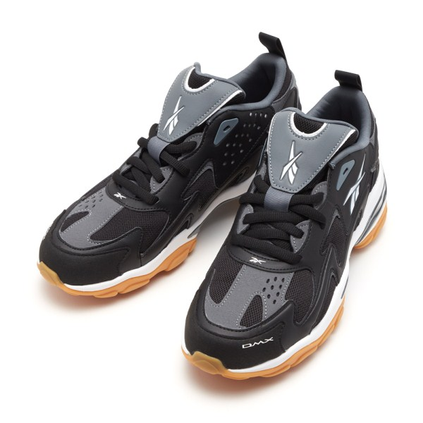 【REEBOK】 リーボック DMX SERIES 1600 DMXシリーズ1600 CN7737 18FA BLACK/ALLOY