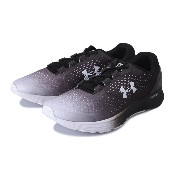 【UNDER ARMOUR】 アンダーアーマー Charged Bandit 4 2E チャージドバンディット4 2E 3020322(2E) 102 WHT/BLK/WHT