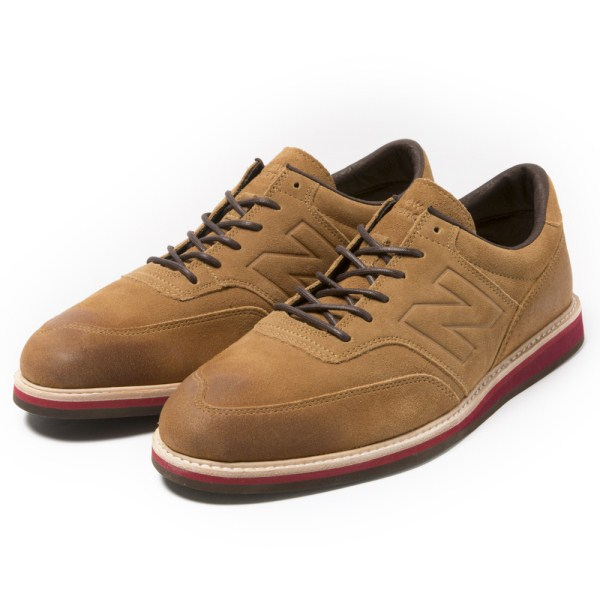 【NEW BALANCE】 ニューバランス MD1100DB(4E) 18FW BROWN(DB)