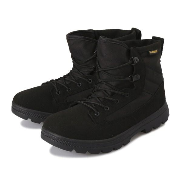 【HAWKINS】 ホーキンス スノーチャッカ SNOW CHUKKA HL85004 BLACK