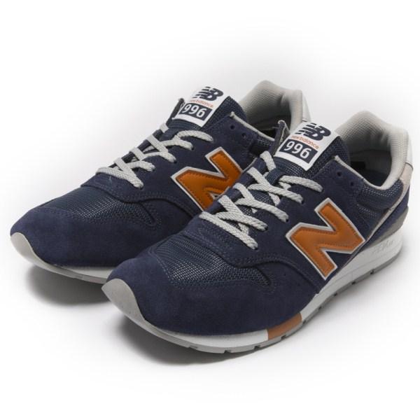 【NEW BALANCE】 ニューバランス MRL996WN(D) VG INDIGO(WN)