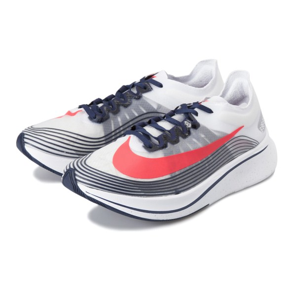 【NIKE】 ナイキ ZOOM FLY SP ズーム フライ SP CD6616-146 146WHT/FLHCRN
