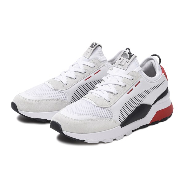 【PUMA】 プーマ RS-0 WINTER INJ TOYS 369469 01WH/H. R. RED