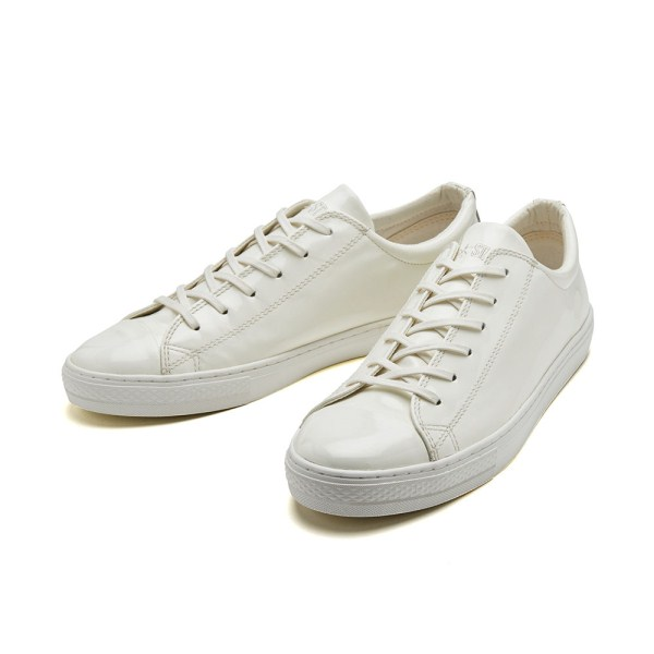 【CONVERSE】 コンバース ALL STAR COUPE ENAMEL OX オールスター クップ エナメル オックス 32149390 WHITE