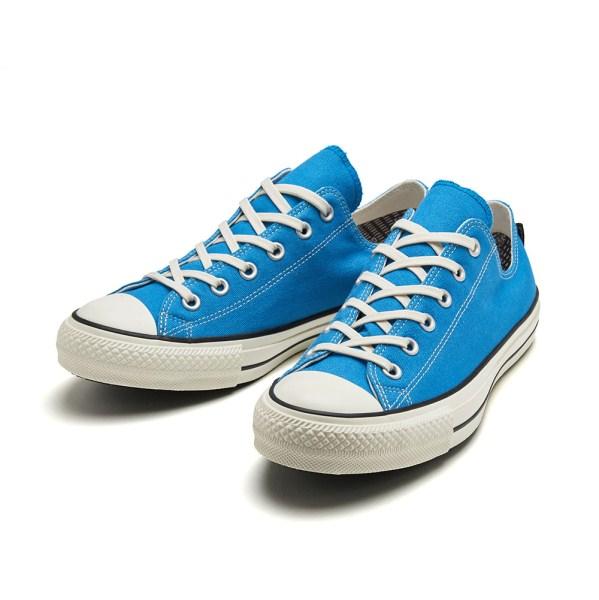 【CONVERSE】 コンバース ALL STAR 100 GORE-TEX OX オールスター 100 ゴアテックス オックス 32169366 BLUE