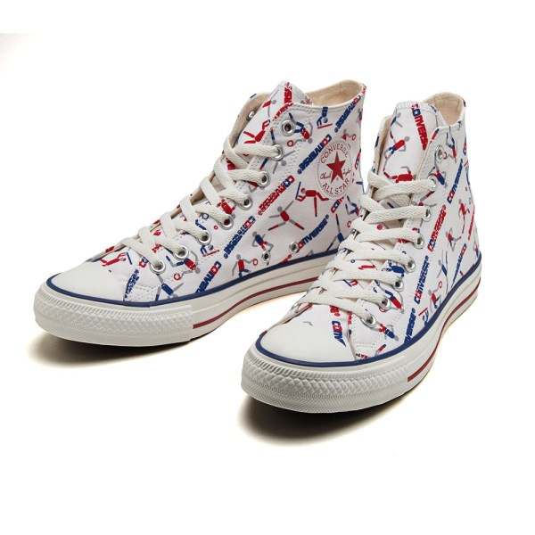 Converse ALL STAR SPORTSPLAYERS HI all stars sports players high 32965110 WHITE