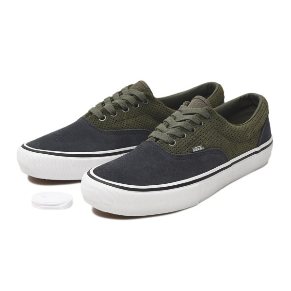 【VANS】ERA PRO ヴァンズ エラプロ VN0A45JAVFD 19SP (PERF)GRAPE LEA