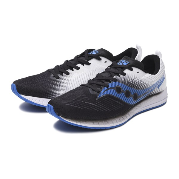 【SAUCONY】FASTWITCH 9 サッカニー ファストウィッチ 9 S29053-1 BLACK/WHITE