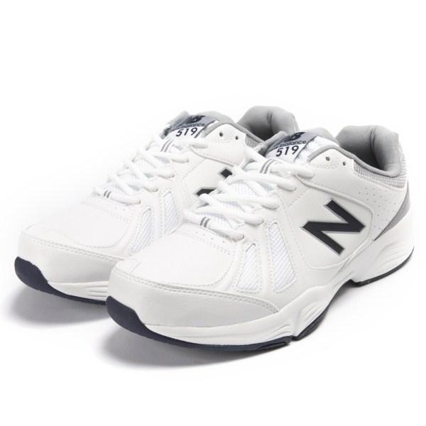 【NEW BALANCE】 ニューバランス MX519WS2(4E) WHITE/SV(WS2)