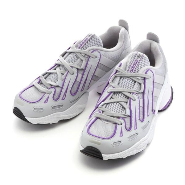 レディース 【adidas】 アディダスオリジナルス EQTGAZELLE W イーキューティガゼル EE5154 GRY/GRY:ABC-MART店