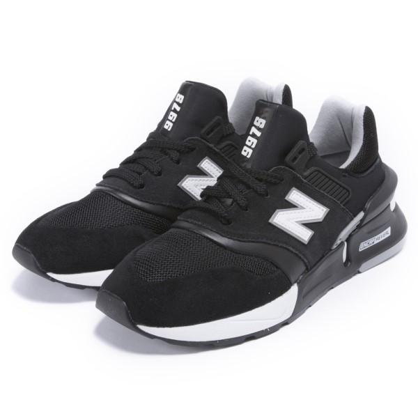 【NEW BALANCE】 ニューバランス MS997HN(D) BLACK(HN)