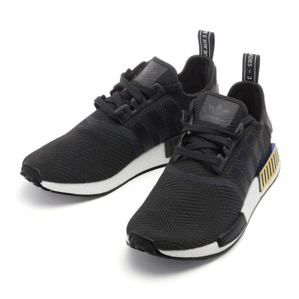 【adidas】 アディダス NMD_R1 W エヌエムディー EE5172 BLK/BLK