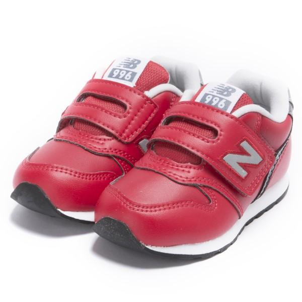 ベビー 【NEW BALANCE】 ニューバランス IZ996LRD (12-165) RED(RD)