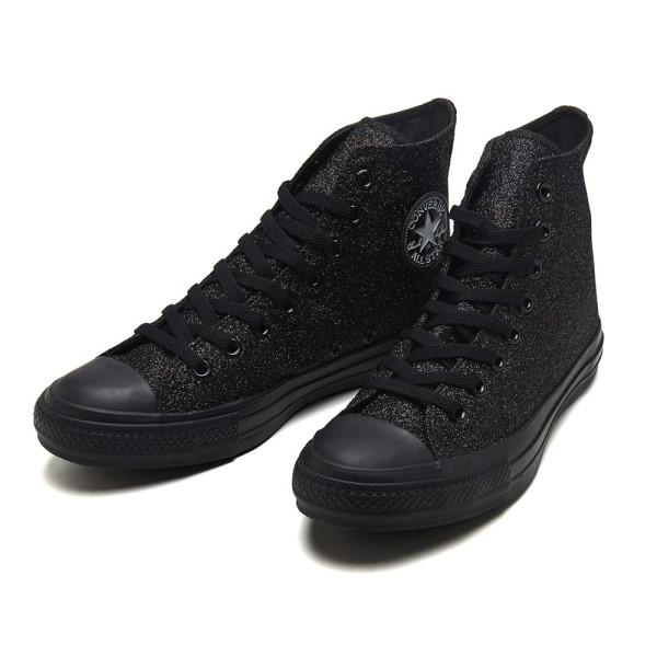 【CONVERSE】 コンバース ALL STAR G-BLACK HI オールスター Gブラック ハイ 31301290 ABC-MART限定 *BLACKMONO