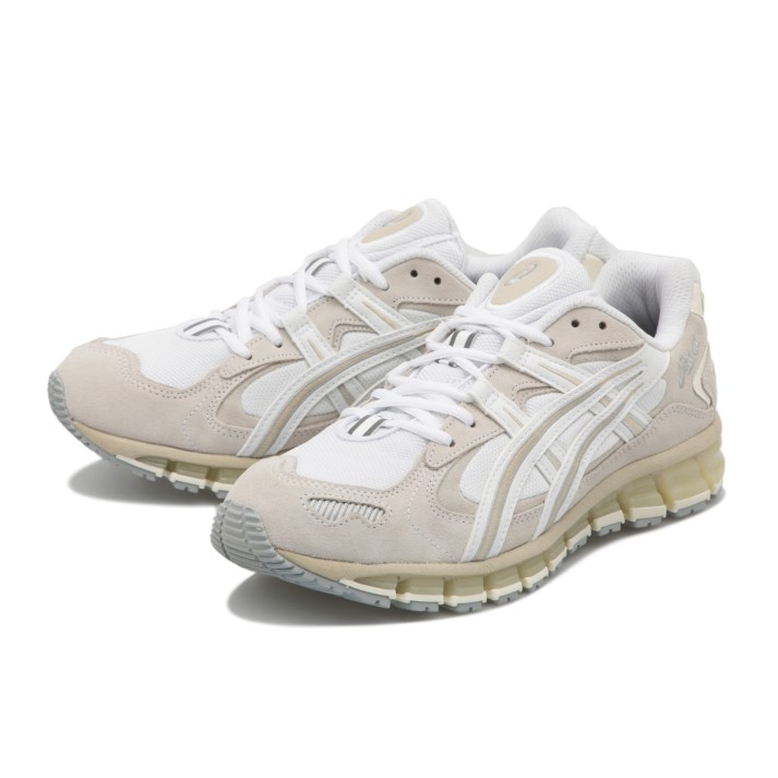 【ASICS】 アシックス GEL-KAYANO 5 360 1021A160.104 104 W/CRM