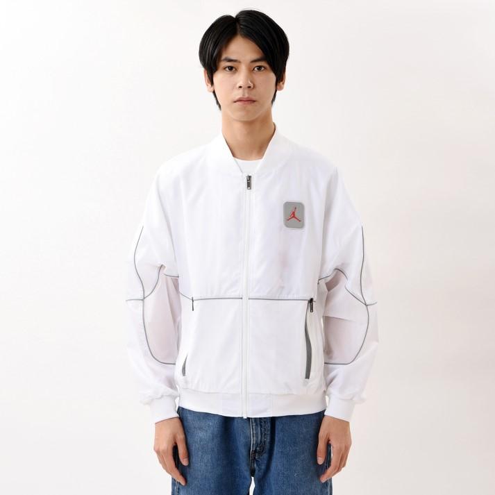 【JORDAN】 M AJ レガシー AJ5 ジャケット CU1667-100 100WHITE/UNVRED