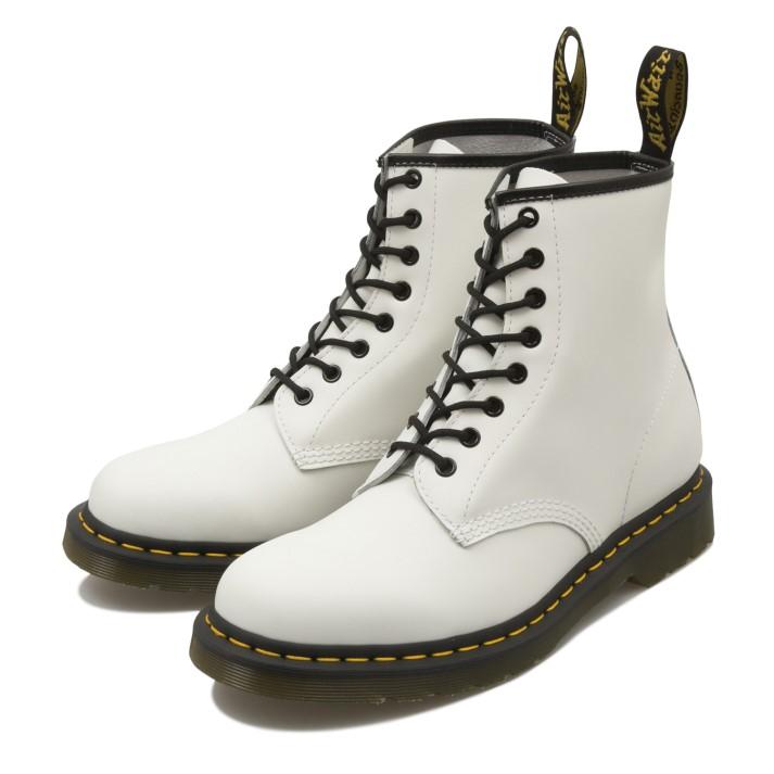 【Dr.Martens】 ドクター マーチン 1460Z DMC 8EYE BOOT 8ホールブーツ 11822100 WHITE